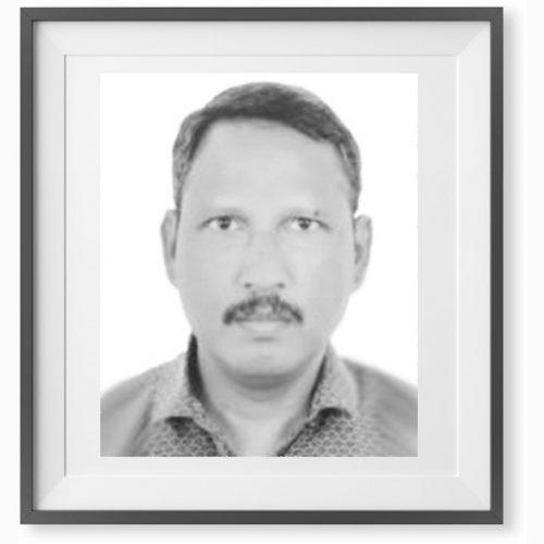 Mr. Syed Ali Jaffer Hussain